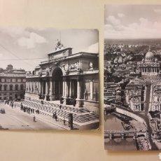 Postales: ROMA ITALIA POSTALES. Lote 147390081