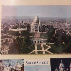 Postales: SACRE COEUR PARIS. Lote 147392008