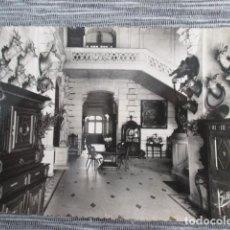 Postales: 6115 FRANCIA FRANCE CHARENTE CHÂTEAU DE NIEUIL LE HALL. Lote 147543170