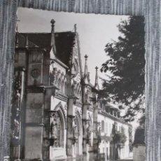 Postales: 6116 FRANCIA FRANCE HAUTE SAVOIE LE LAC DU BOURGET FACADE DE LA CHAPELLE DE L'ABBAYE DE HAUTECOMBE. Lote 147543842