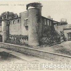 Postales: ANTIGUA POSTAL 3 BAYONNE LE CHATEUAX. Lote 147567886