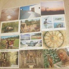 Postales: BONITO LOTE DE 12 POSTALES ANTIGUAS VARIADAS, SIN CIRCULAR. DIFERENTES ED.. Lote 147786174