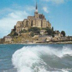 Postales: POSTAL LE MONT SAINT MICHEL. NORMANDIA (FRANCIA). Lote 148671714