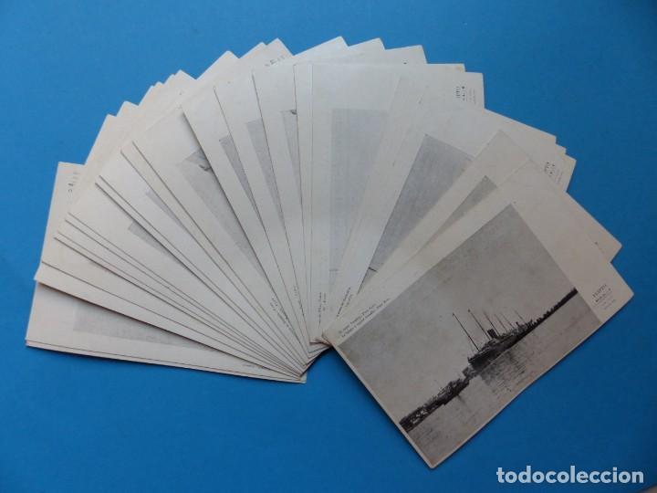 EGIPTO - 22 POSTALES DIFERENTES - AÑOS 1920-30 (Postales - Postales Extranjero - Europa)