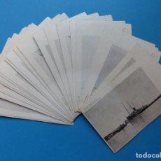 Postales: EGIPTO - 22 POSTALES DIFERENTES - AÑOS 1920-30. Lote 148748178
