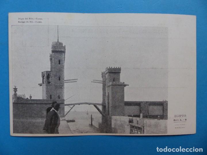 Postales: EGIPTO - 22 POSTALES DIFERENTES - AÑOS 1920-30 - Foto 7 - 148748178