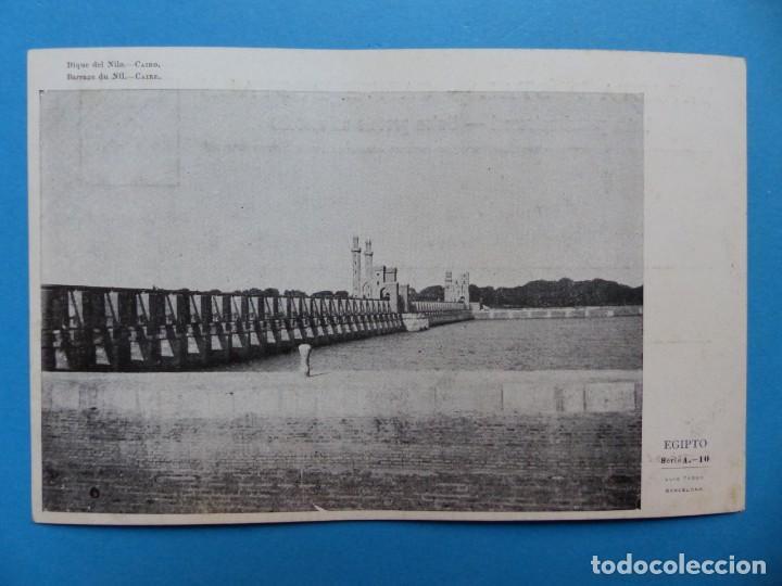 Postales: EGIPTO - 22 POSTALES DIFERENTES - AÑOS 1920-30 - Foto 8 - 148748178