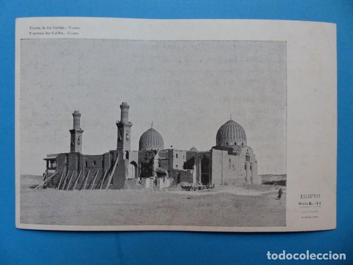 Postales: EGIPTO - 22 POSTALES DIFERENTES - AÑOS 1920-30 - Foto 11 - 148748178
