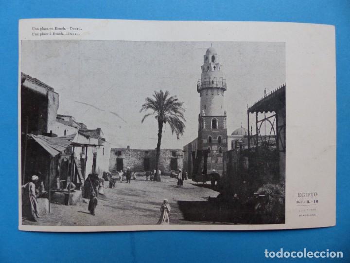 Postales: EGIPTO - 22 POSTALES DIFERENTES - AÑOS 1920-30 - Foto 13 - 148748178