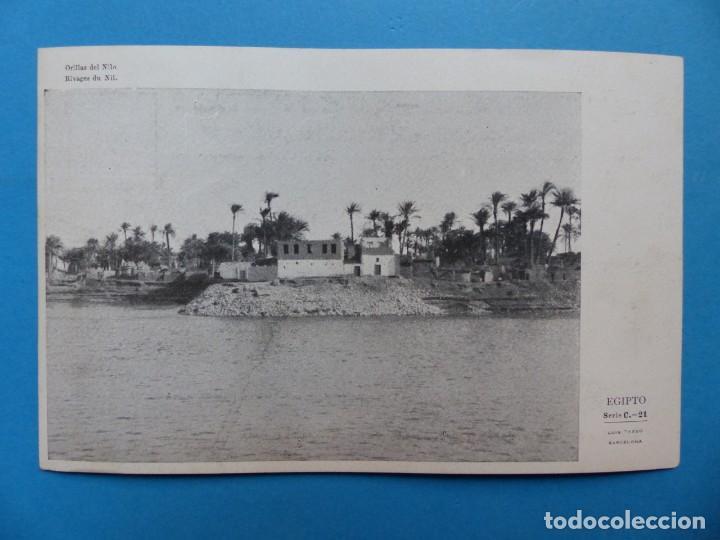 Postales: EGIPTO - 22 POSTALES DIFERENTES - AÑOS 1920-30 - Foto 14 - 148748178