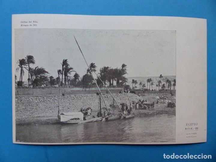 Postales: EGIPTO - 22 POSTALES DIFERENTES - AÑOS 1920-30 - Foto 15 - 148748178