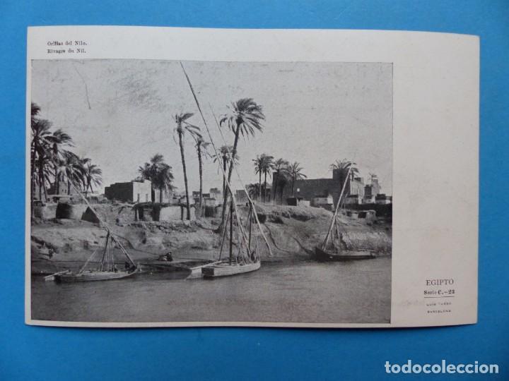 Postales: EGIPTO - 22 POSTALES DIFERENTES - AÑOS 1920-30 - Foto 16 - 148748178