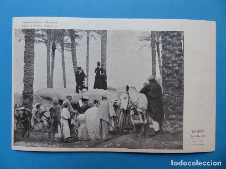 Postales: EGIPTO - 22 POSTALES DIFERENTES - AÑOS 1920-30 - Foto 17 - 148748178