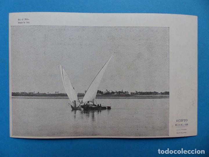 Postales: EGIPTO - 22 POSTALES DIFERENTES - AÑOS 1920-30 - Foto 18 - 148748178