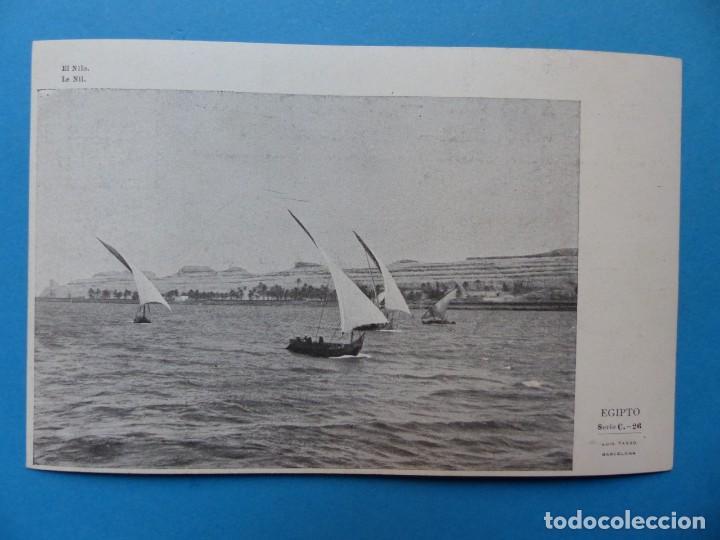 Postales: EGIPTO - 22 POSTALES DIFERENTES - AÑOS 1920-30 - Foto 19 - 148748178