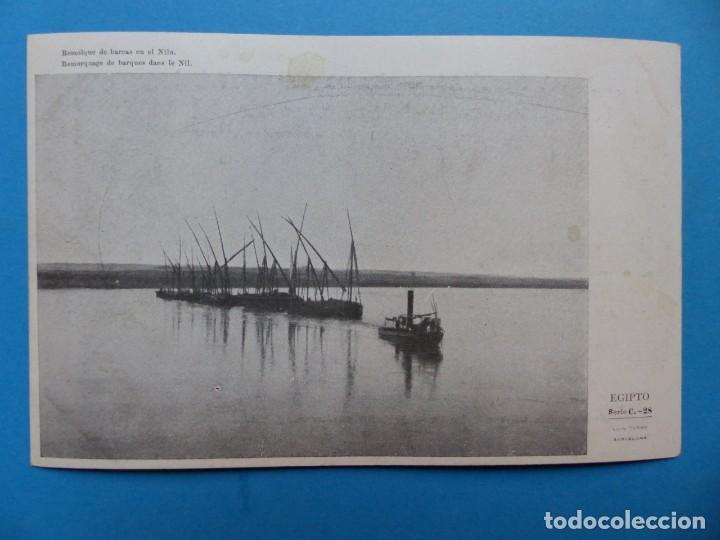 Postales: EGIPTO - 22 POSTALES DIFERENTES - AÑOS 1920-30 - Foto 20 - 148748178