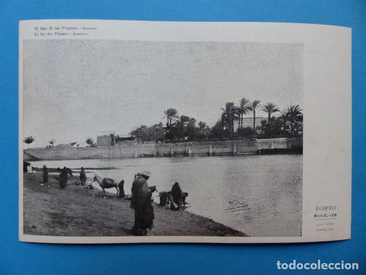 Postales: EGIPTO - 22 POSTALES DIFERENTES - AÑOS 1920-30 - Foto 22 - 148748178