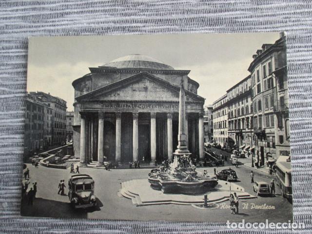 6148 ITALIA ITALIE ITALY LAZIO ROMA ROME IL PHANTHEON (Postales - Postales Extranjero - Europa)