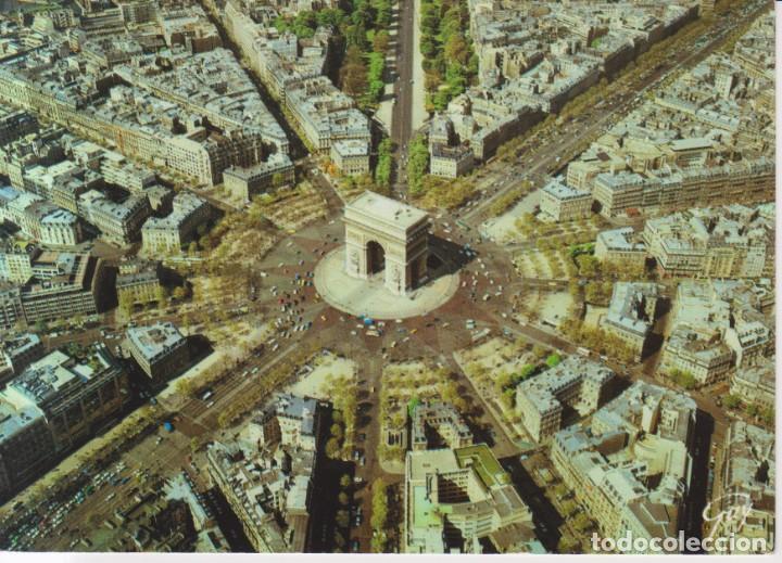FRANCIA PARIS ARCO DE TRIUNFO POSTAL NO CIRCULADA (Postales - Postales Extranjero - Europa)