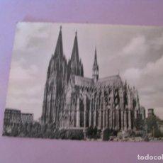 Postales: POSTAL DE ALEMANIA. KÖLN AM RHEIN. DOM. CIRCULADA. 1959.. Lote 149889906
