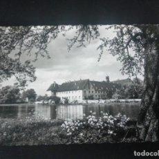 Postales: POSTAL ANTIGUA HEIMSCHULE KLOSTER WALD. ALEMANIA. Lote 149932838