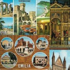 Postales: 90 POSTALES * ITALIA * ( LOTE 158). Lote 150021642