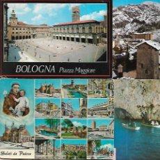 Postales: 90 POSTALES * ITALIA * ( LOTE 159). Lote 150056274