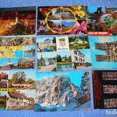 Postales: L2 - LOTE DE 100 POSTALES EXTRANJERAS - VER FOTOS. Lote 150113794
