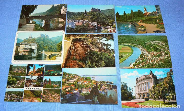 L4 - LOTE DE 100 POSTALES EXTRANJERAS - VER FOTOS (Postales - Postales Extranjero - Europa)