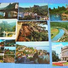 Postales: L4 - LOTE DE 100 POSTALES EXTRANJERAS - VER FOTOS. Lote 150114474