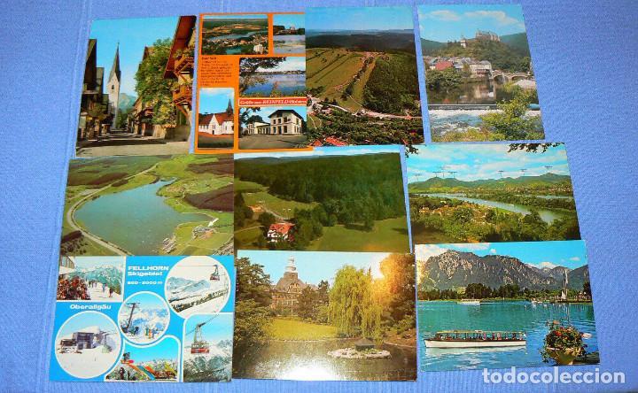 Postales: L4 - Lote de 100 postales extranjeras - ver fotos - Foto 2 - 150114474