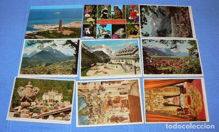 Postales: L4 - Lote de 100 postales extranjeras - ver fotos - Foto 4 - 150114474