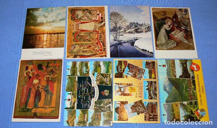 Postales: L4 - Lote de 100 postales extranjeras - ver fotos - Foto 6 - 150114474