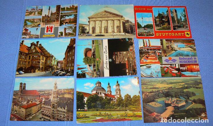 Postales: L4 - Lote de 100 postales extranjeras - ver fotos - Foto 7 - 150114474