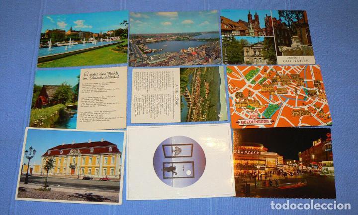Postales: L4 - Lote de 100 postales extranjeras - ver fotos - Foto 9 - 150114474