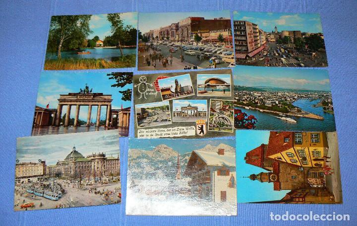Postales: L4 - Lote de 100 postales extranjeras - ver fotos - Foto 10 - 150114474