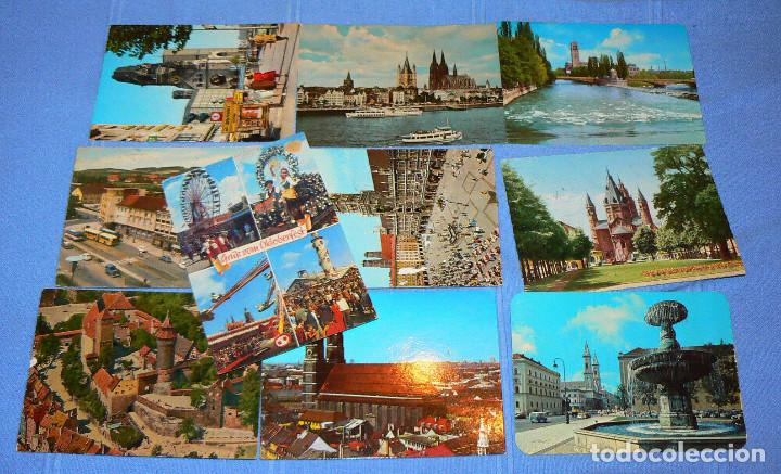 Postales: L4 - Lote de 100 postales extranjeras - ver fotos - Foto 11 - 150114474