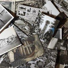 Postales: LOTE DE 100 POSTALES DE ALEMANIA BLANCO Y NEGRO ANTIGUAS AÑOS 50/60/70. Lote 150178630
