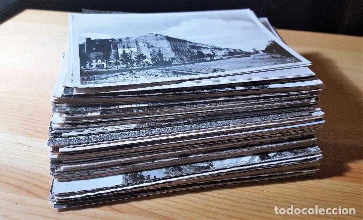 Postales: Lote de 100 postales de Alemania blanco y negro antiguas años 50/60/70 - Foto 3 - 150178630