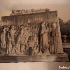 Postales: FRANCIA FRANCE AISNE SOISSONS MONUMENT MARTS . Lote 150293146