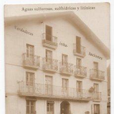 Postales: PS8031 ANDORRA ESCALDES 'BAÑOS DE FRANCISCO PLA'. FOTOGRÁFICA. SIN CIRCULAR. PRINC S. XX. Lote 150345430