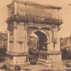 Postales: ROMA, ARCO DI TITO, ITALIA. Lote 150945270