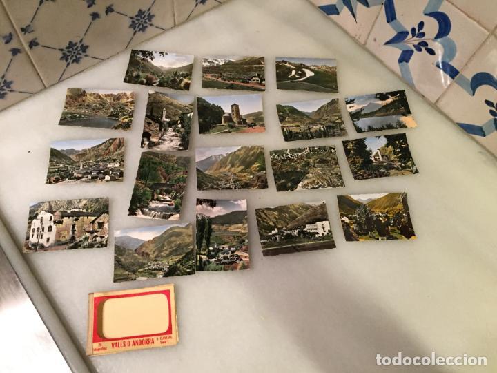 Postales: Antiguas 18 foto / fotografias de Valls d'Andorra por V. Claverol años 20-30 - Foto 2 - 151030862