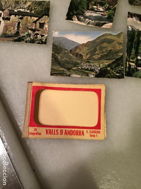 Postales: Antiguas 18 foto / fotografias de Valls d'Andorra por V. Claverol años 20-30 - Foto 3 - 151030862