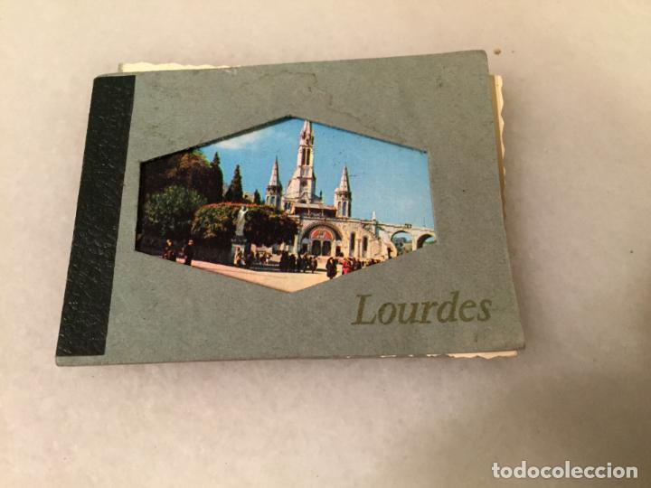 ANTIGUAS FOTO / FOTOGRAFIAS DE LOURDES AÑOS 20-30 (Postales - Postales Extranjero - Europa)
