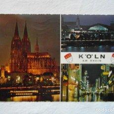 Postales: KOLN AM RHEIN. Lote 151324410