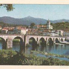 Postales: POSTAL VISTA PARCIAL. PONTE DA BARCA (PORTUGAL). Lote 151420762