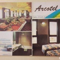 Postales: POSTAL ARCOTEL BORDEAUX. Lote 151425692
