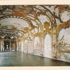 Postales: POSTAL SALA DEI FIUMI. PALACIO DUCAL. MANTUA (ITALIA). Lote 151446366