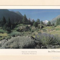 Postales: POSTAL VALLE DE AOSTA (ITALIA). Lote 151457198